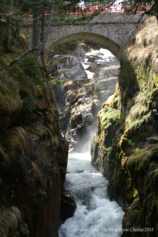 Cauterets: a kingdom of water